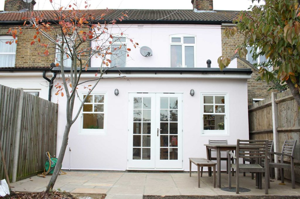 How to open up your North London kitchen extension - Simply Extend ...
