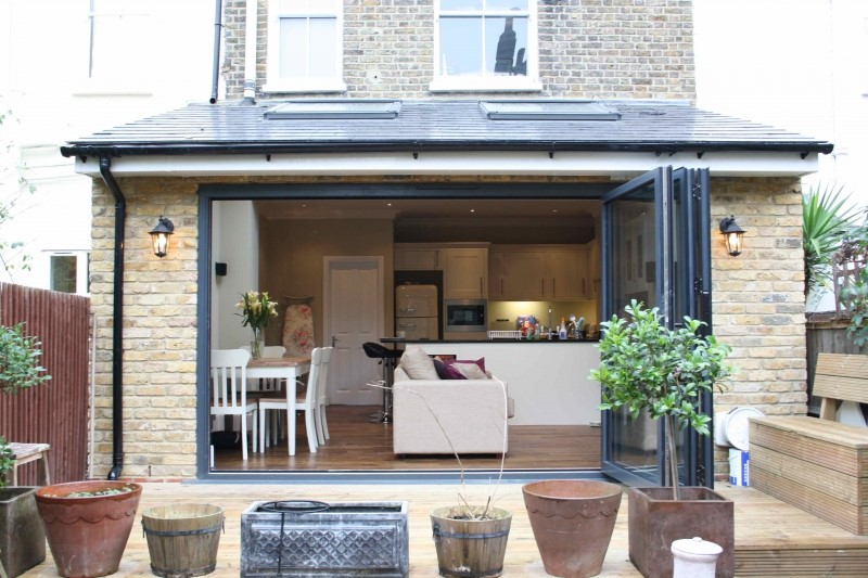 Attractive Rear Kitchen Extension