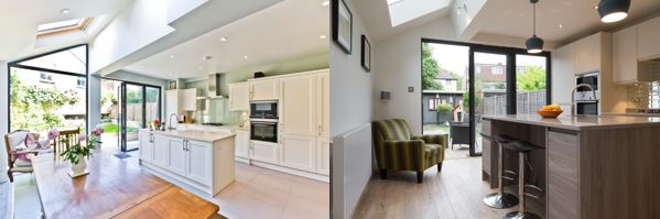 Cost Of Extension House Kitchen Side Return Extension Cost