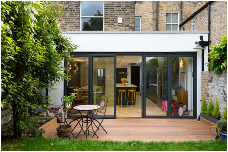 Simply Extend London Home Extension Flat Roof
