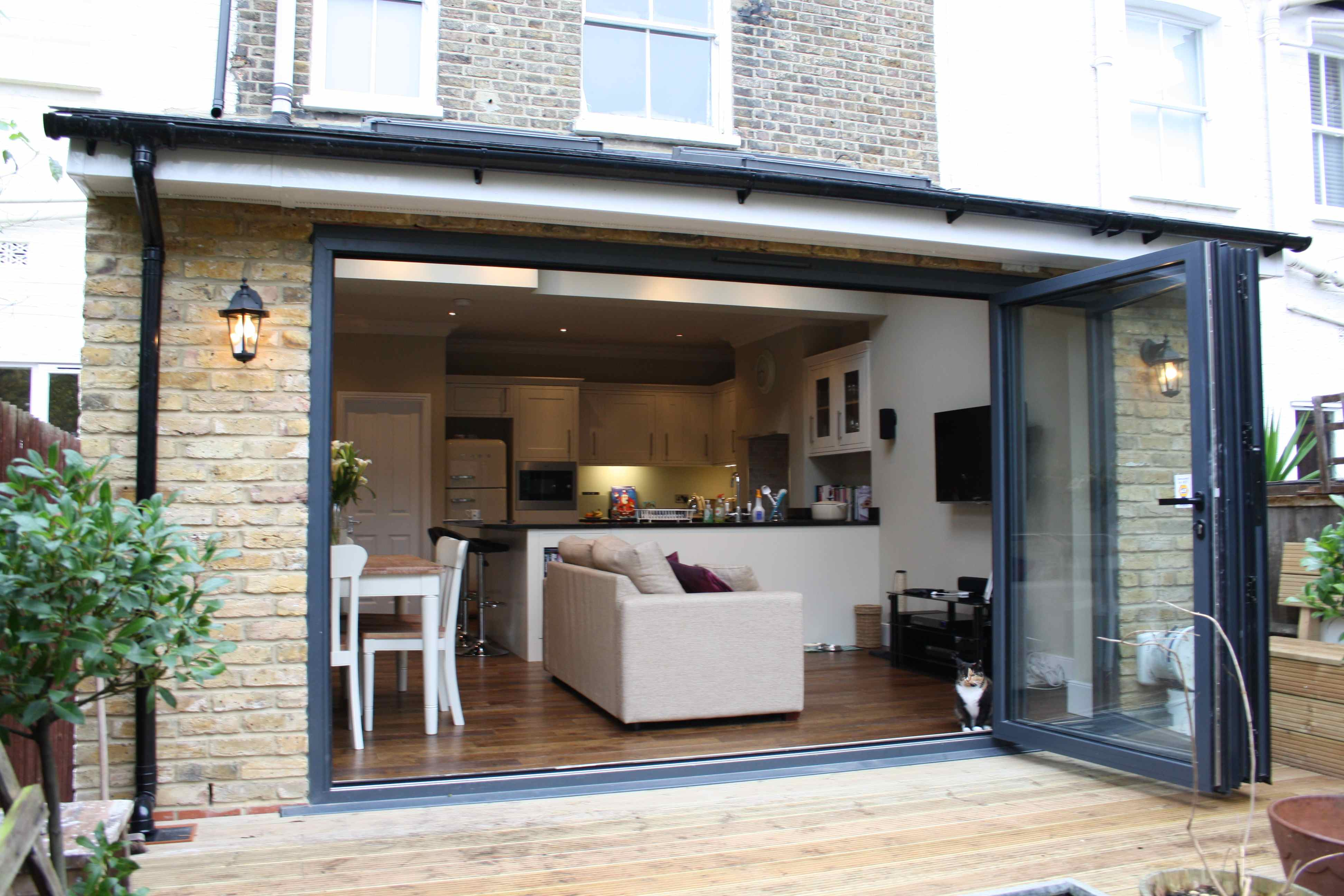 Simply extend kitchen extension london home extension