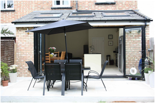 Flat Roof Extension Pitched Roof Extension Simply Extend